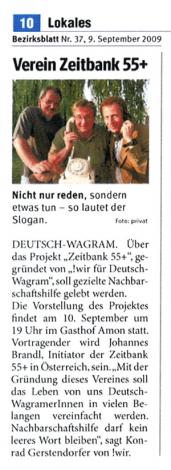 Zeitbank_bezirksblatt09